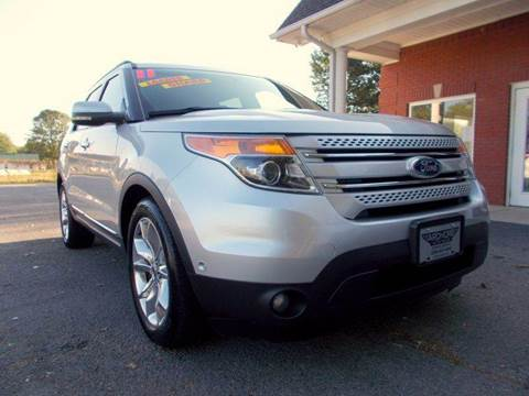 2011 Ford Explorer for sale in Ardmore, AL