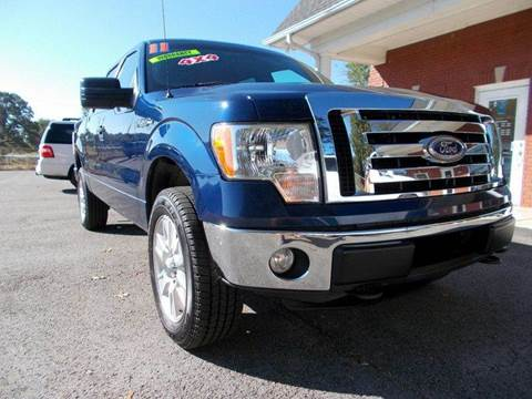 2011 Ford F-150 for sale in Ardmore, AL