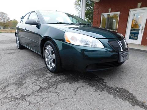 2006 Pontiac G6 for sale in Ardmore, AL