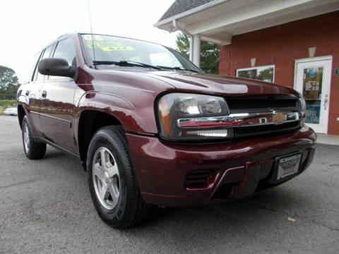 2006 Chevrolet TrailBlazer