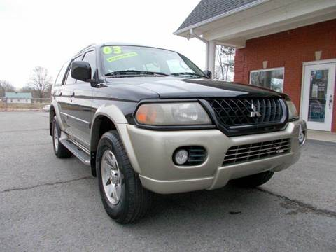 2003 Mitsubishi Montero Sport for sale in Ardmore, AL