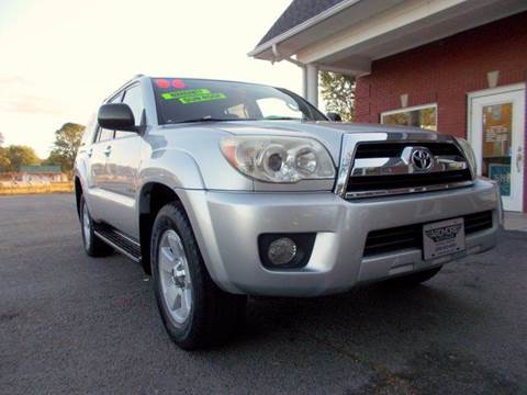 2006 Toyota 4Runner for sale in Ardmore, AL