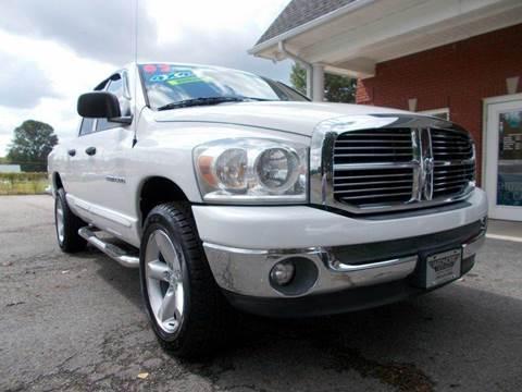 2007 Dodge Ram Pickup 1500 for sale in Ardmore, AL
