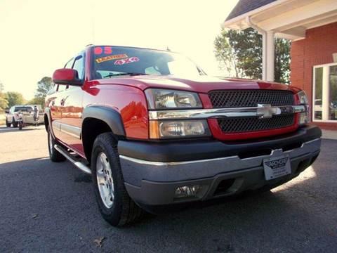 2005 Chevrolet Avalanche for sale in Ardmore, AL