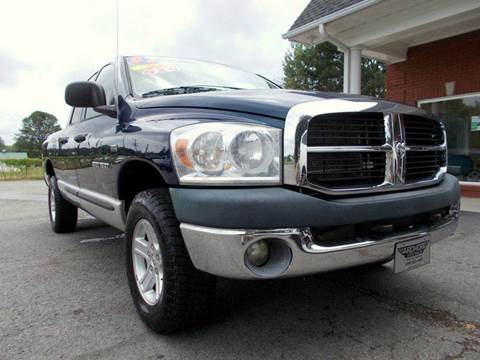 2007 Dodge Ram Pickup 1500 for sale in Ardmore, AL