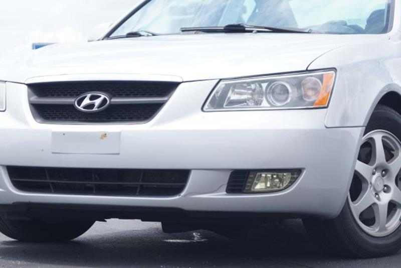 2006 Hyundai Sonata GLS V6 4dr Sedan - Lexington KY