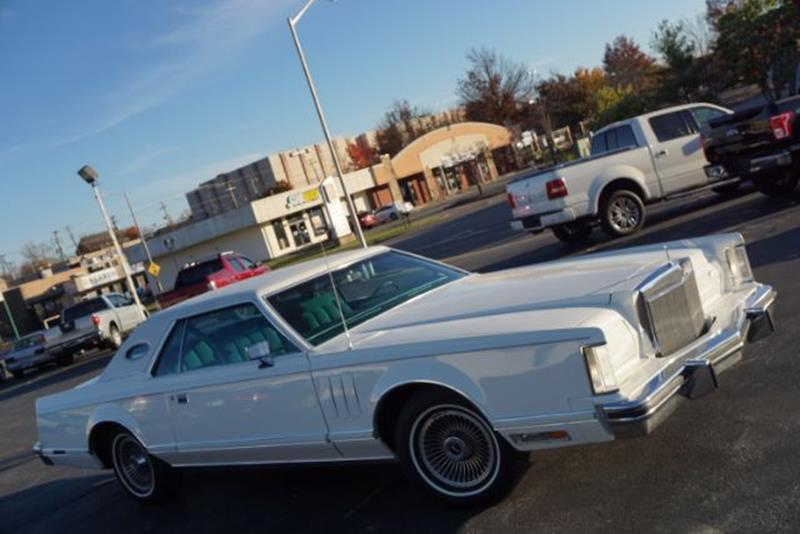 Used lincoln continental for sale for Prime motors lexington ky