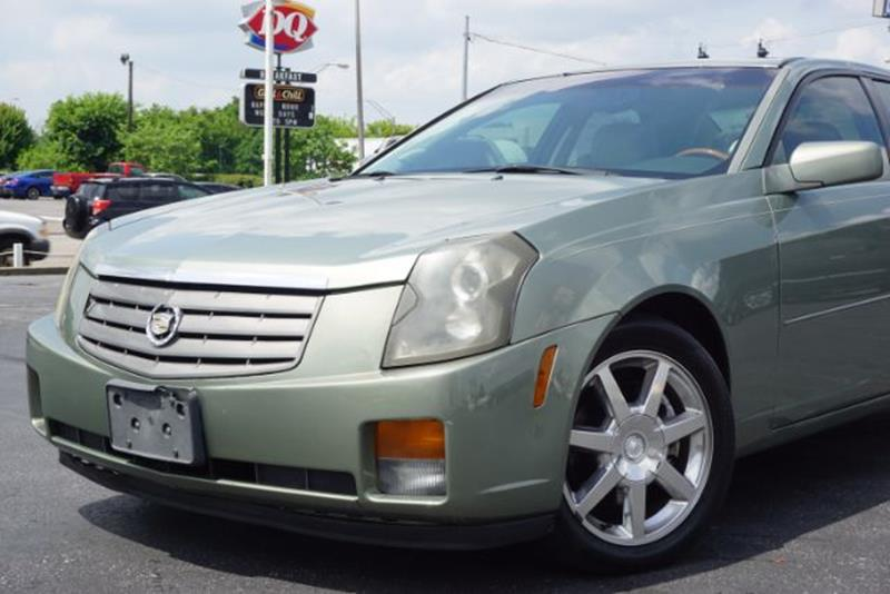 2005 Cadillac CTS 3.6 4dr Sedan - Lexington KY