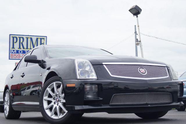 2007 Cadillac STS-V