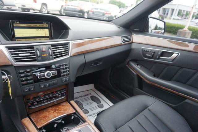 2012 Mercedes-Benz E-Class E550 Sedan 4MATIC - Lexington KY