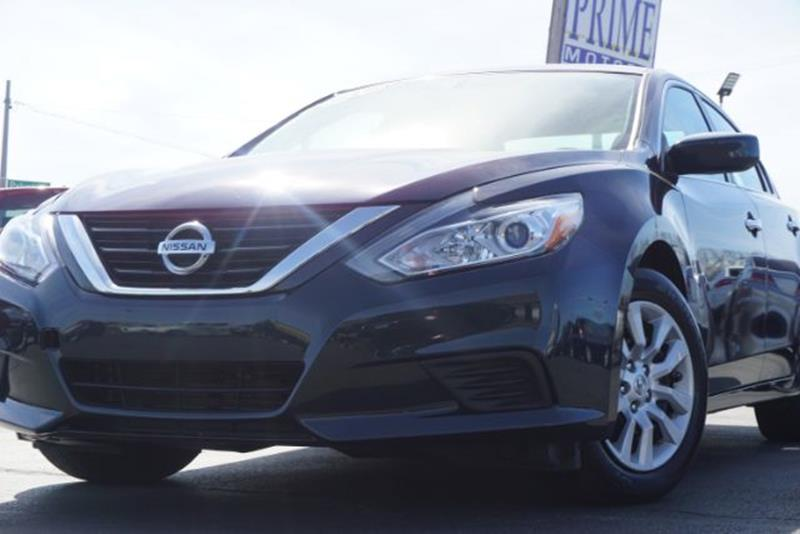 2016 Nissan Altima 2.5 SV 4dr Sedan - Lexington KY