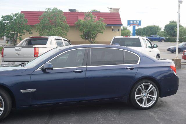 2011 BMW 7 Series AWD 750Li xDrive 4dr Sedan - Lexington KY