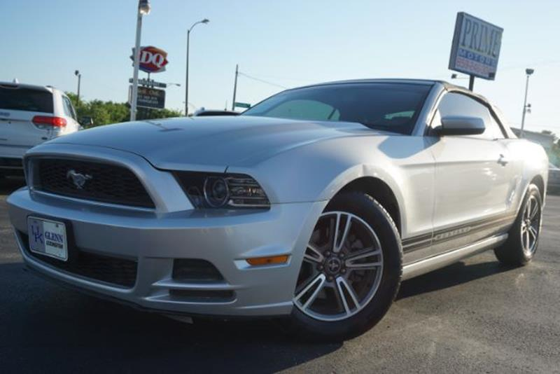 2013 Ford Mustang V6 Convertible - Lexington KY