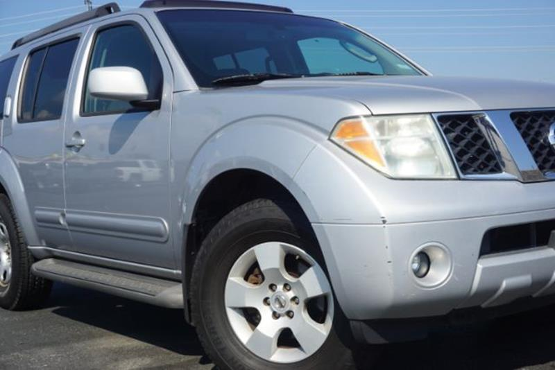 2006 Nissan Pathfinder SE 4WD - Lexington KY