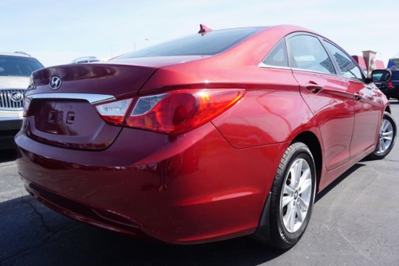 2013 Hyundai Sonata GLS 4dr Sedan - Lexington KY
