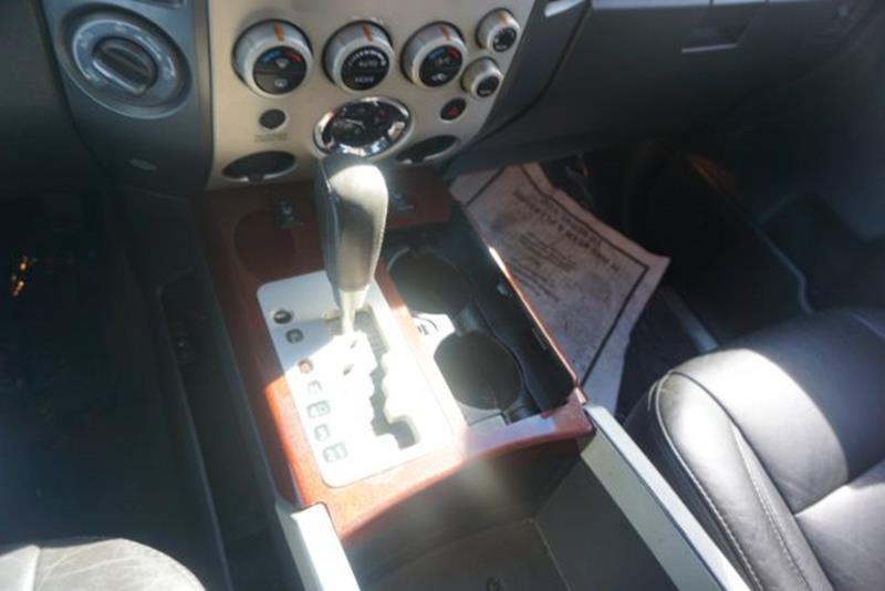 2007 Infiniti QX56 4dr SUV 4WD - Lexington KY