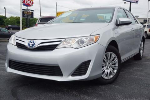 2014 Toyota Camry Hybrid for sale in Lexington, KY