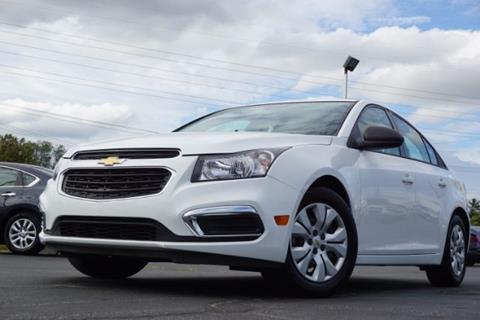 2016 Chevrolet Cruze Limited for sale in Lexington, KY