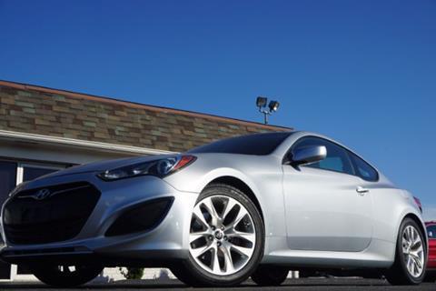 2013 Hyundai Genesis Coupe for sale in Lexington, KY