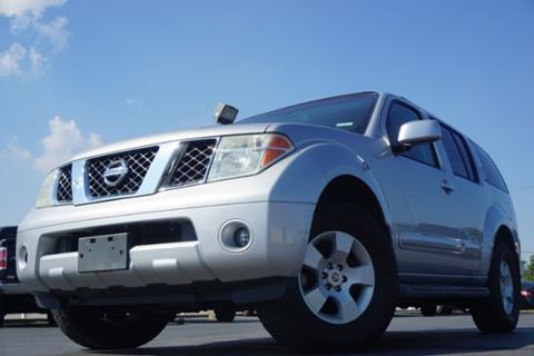 2006 nissan pathfinder for sale in kentucky for Prime motors lexington ky
