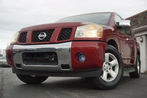 2006 Nissan Armada for sale in Lexington, KY