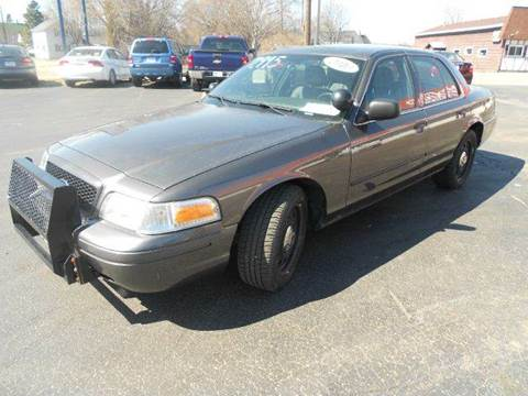 2010 Ford Crown Victoria for sale in Marinette, WI