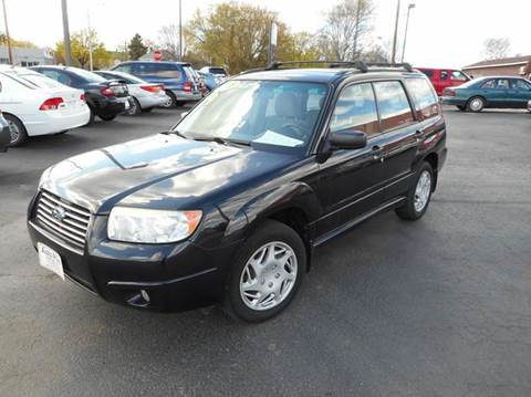 2008 Subaru Forester for sale in Marinette, WI