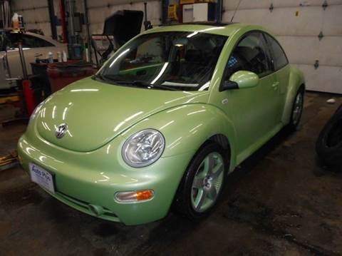 2003 Volkswagen New Beetle for sale in Marinette, WI