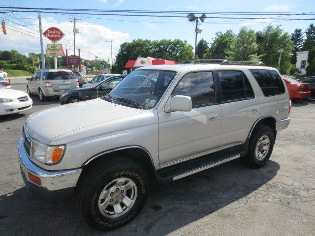 1997 toyota 4runner sr5 4dr 4wd suv in harrisburg. Black Bedroom Furniture Sets. Home Design Ideas
