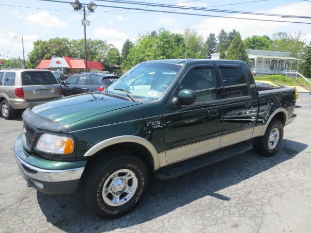 2001 ford f 150 lariat 4dr supercrew 4wd styleside sb in for Masic motors inc harrisburg pa