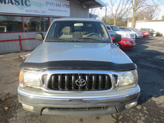 2001 toyota tacoma v6 4dr double cab 4wd sb for sale in for Masic motors inc harrisburg pa