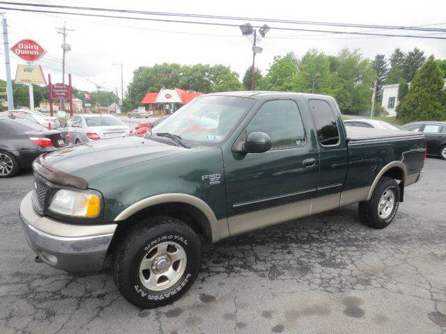 2002 ford f 150 lariat 4dr supercab 4wd styleside sb in for Masic motors inc harrisburg pa