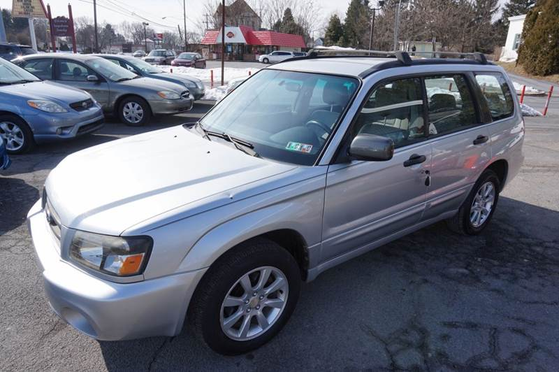 2005 subaru forester xs awd xs 4dr wagon in harrisburg pa. Black Bedroom Furniture Sets. Home Design Ideas