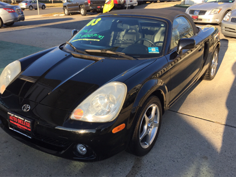 2003 Toyota MR2 Spyder for sale in Belmar, NJ