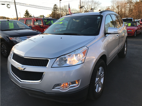 2010 Chevrolet Traverse for sale in Toms River, NJ