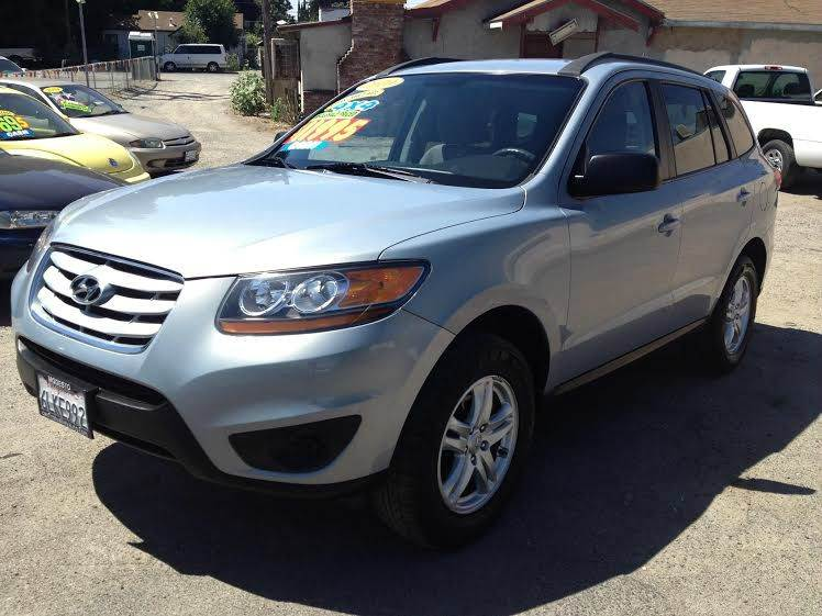2010 hyundai santa fe gls awd 4dr suv 6a in riverbank turlock manteca c j auto sales. Black Bedroom Furniture Sets. Home Design Ideas