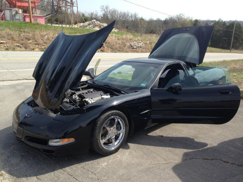 1999 chevrolet corvette for sale in missouri. Black Bedroom Furniture Sets. Home Design Ideas