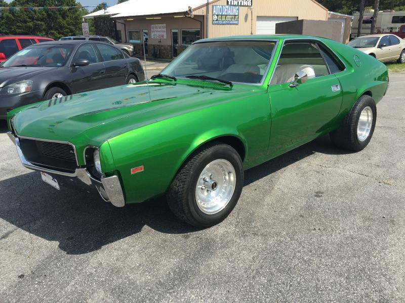 Amc Amx For Sale In Wayne Nj Carsforsale Com