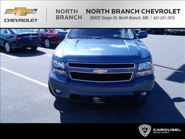 2011 Chevrolet Avalanche for sale in North Branch, MN