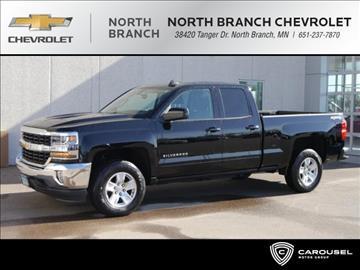2017 Chevrolet Silverado 1500 for sale in North Branch, MN