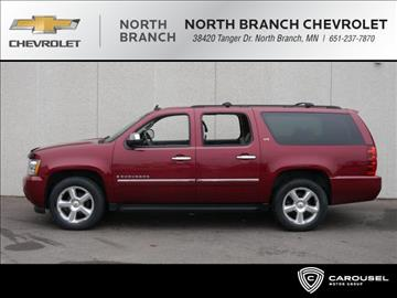2009 chevrolet suburban for sale minnesota for Heartland motor company morris mn