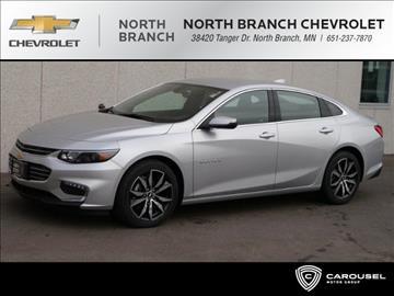 2017 Chevrolet Malibu for sale in North Branch, MN