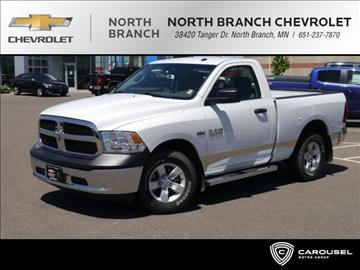 2014 RAM Ram Pickup 1500 for sale in North Branch, MN