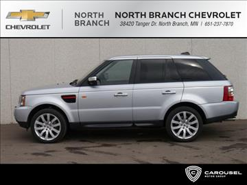 2006 Land Rover Range Rover Sport for sale in North Branch, MN