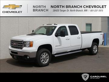 2013 GMC Sierra 3500HD for sale in North Branch, MN