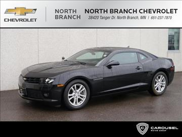 2015 Chevrolet Camaro for sale in North Branch, MN