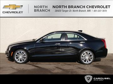 2015 Cadillac ATS for sale in North Branch, MN