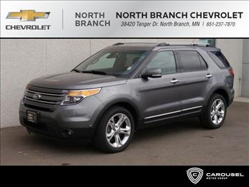 2014 Ford Explorer for sale in North Branch, MN