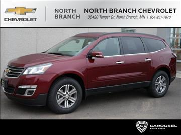 2017 Chevrolet Traverse for sale in North Branch, MN