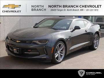 2016 Chevrolet Camaro for sale in North Branch, MN
